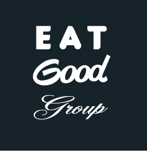 Eat Good Black Logo